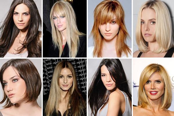 cortes de cabelo que afinam o rosto