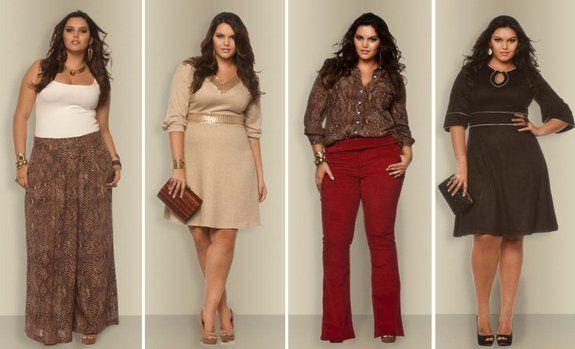 99e331a6f Pensando nas mulheres gordinhas que gostam de andar sempre elegantes e na  moda