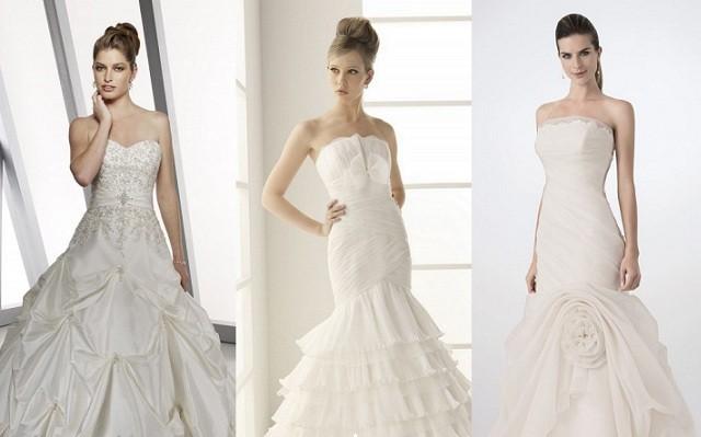 modelo de vestido de noiva tomara que caia