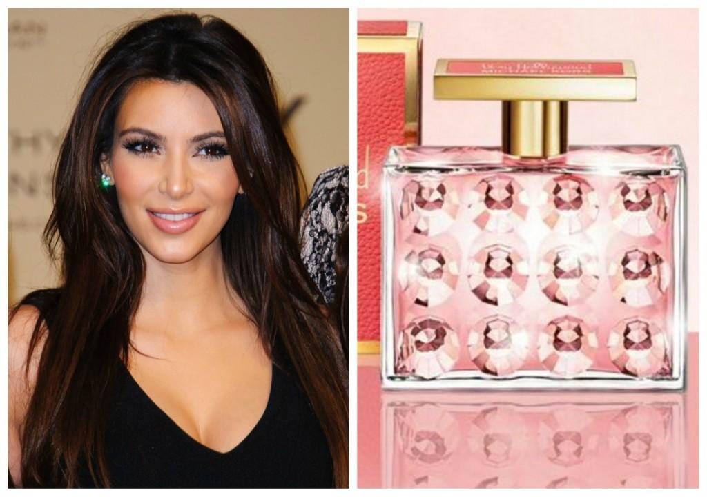 perfume predileto da Kim Kardashian