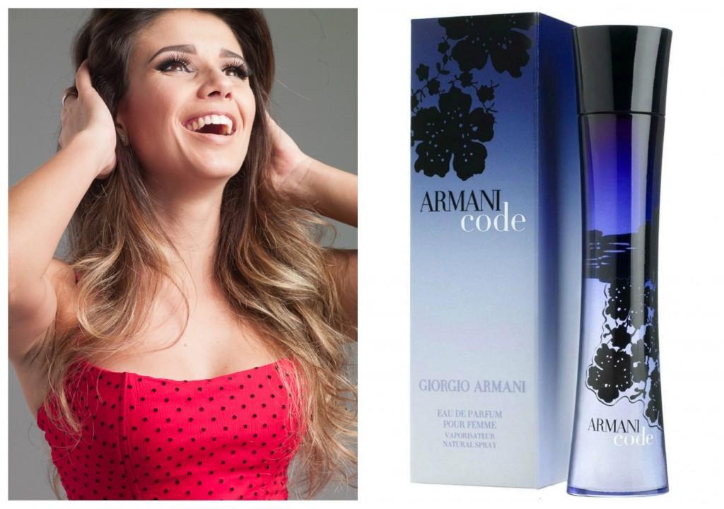 perfume predileto da Paula Fernandes