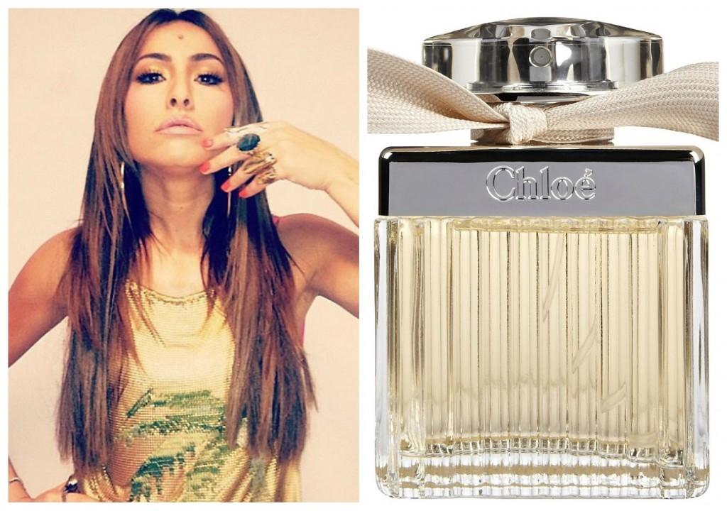 perfume predileto da Sabrina Sato