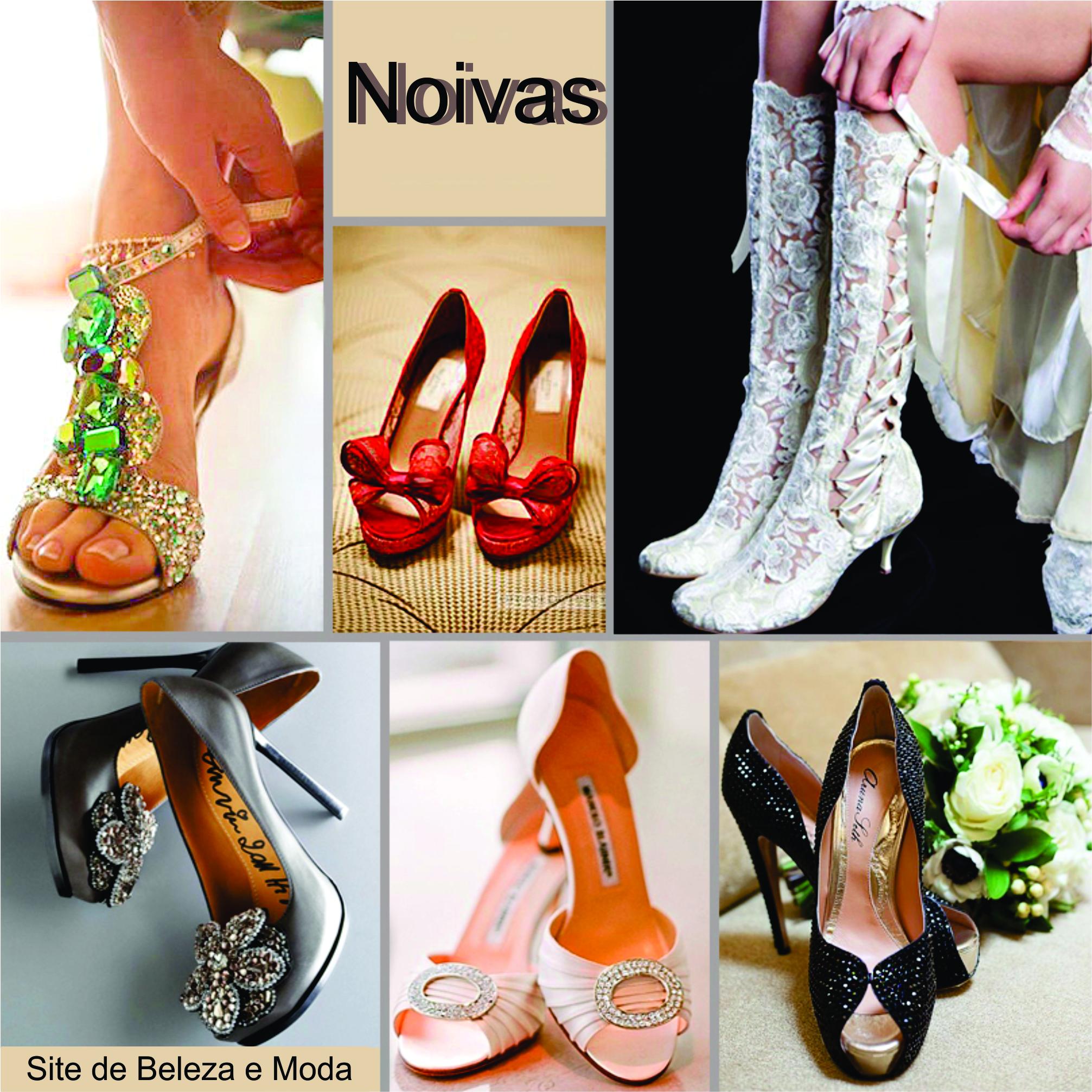 5343ec2a3a Noivas  como escolher o sapato ideal - Site de Beleza e Moda
