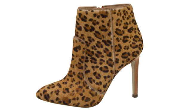 Animal Print presente na moda de sapatos para o inverno 2014