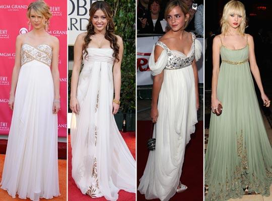 vestidos para quem tem cintura alta