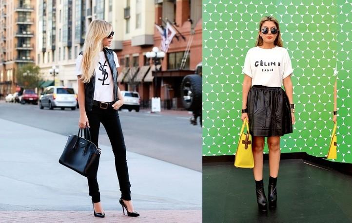 fotos de roupas da moda logomania