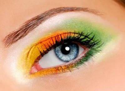 make up para copa do mundo 2014
