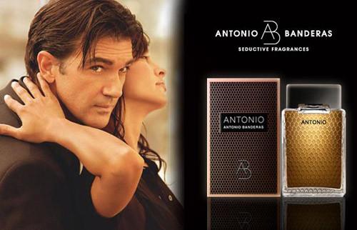 perfume Antonio do Antonio Bandeiras entre os perfumes mais vendidos do mundo