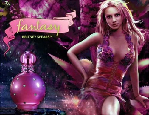 perfume Fantasy de Britney Spears
