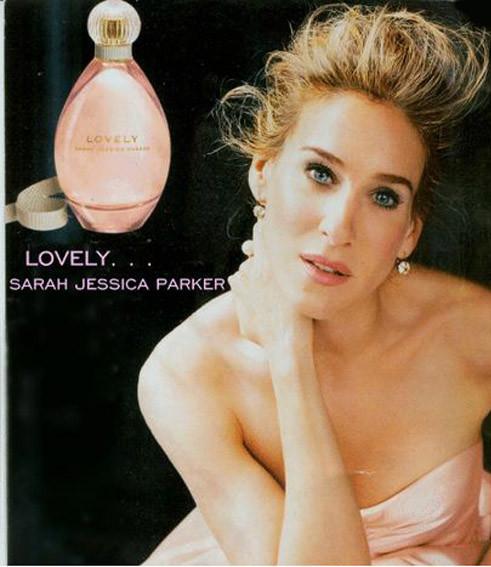perfume Lovely da Sarah Jessica Parker