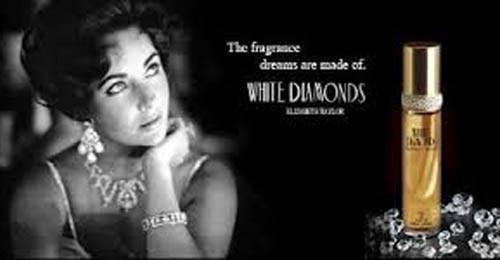 White Diamonds de Elizabeth Taylor encabeça a lista dos perfumes mais vendidos do mundo