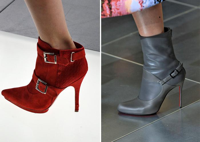 botas que são tendências de sapatos para o inverno 2014