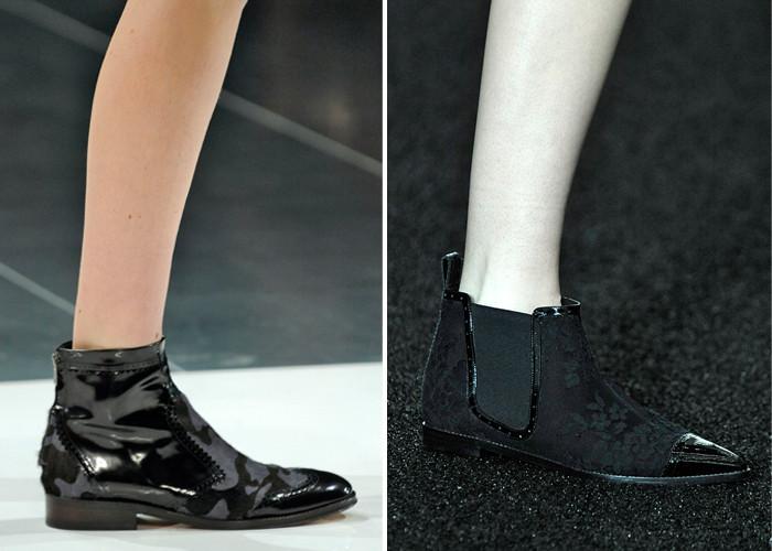 Chelsea boots é uma forte tendência de sapatos para o inverno 2014