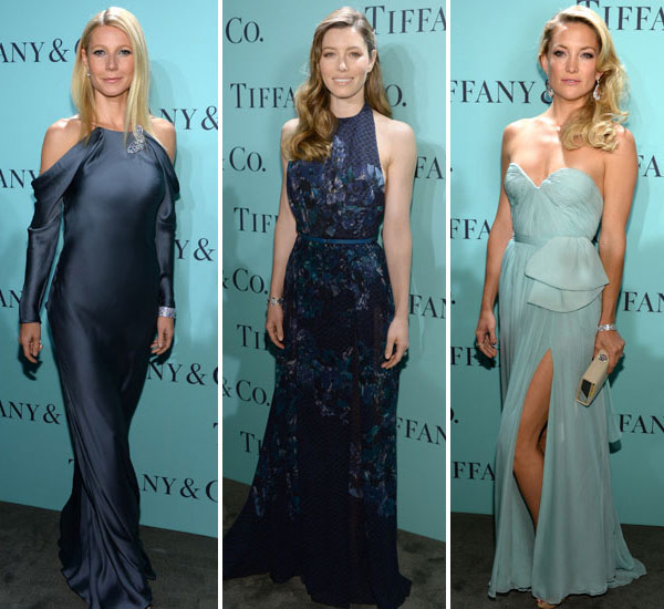 vestidos de festa na cor azul