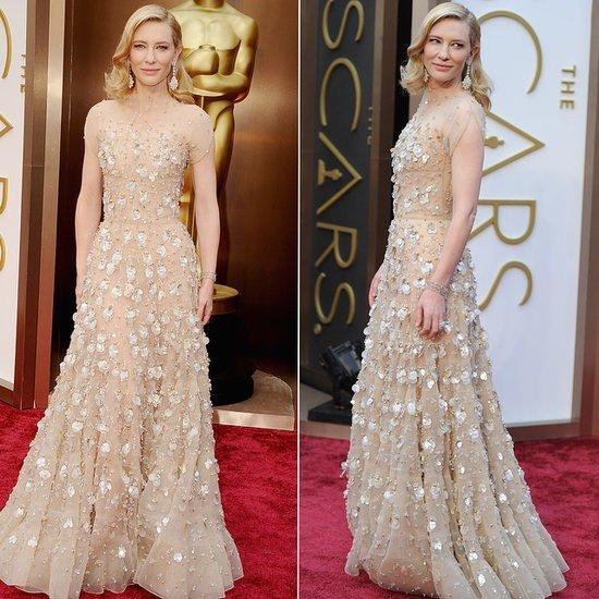 oscar de melhor atriz foi para Cate Blanchett