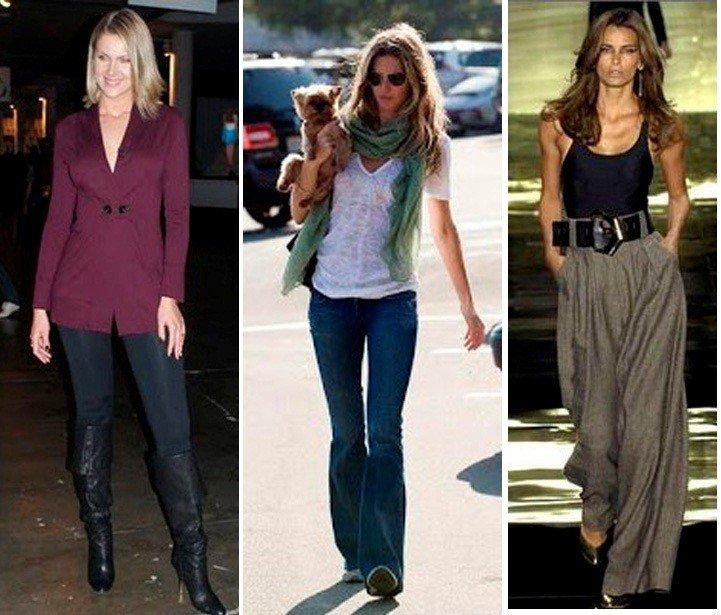look para mulher alta e magra com pernas longas