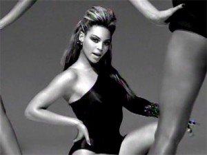 Beyonce de topete