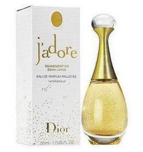 J'adore da marca Dior está na lista de perfumes femininos mais vendidos ao redor do mundo
