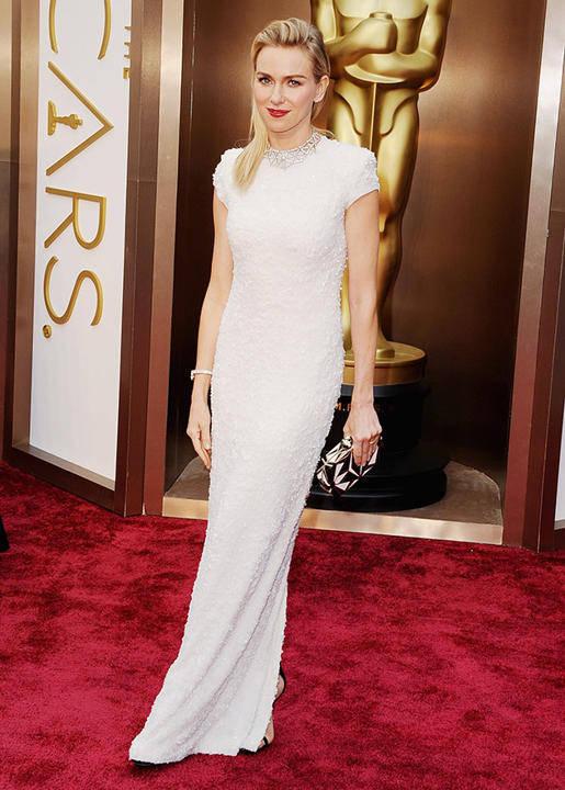 Noami Watts no Oscar 2014