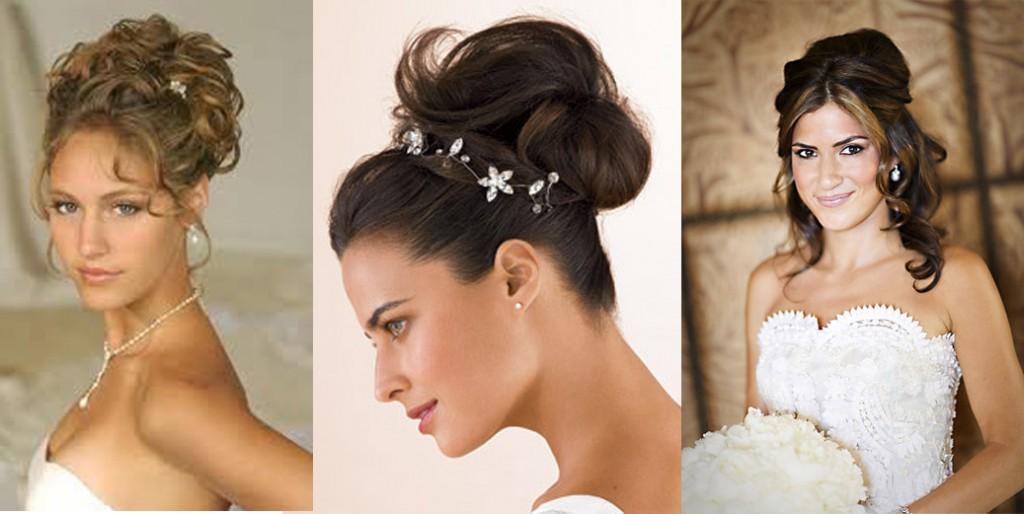 penteado para noivas baixinhas