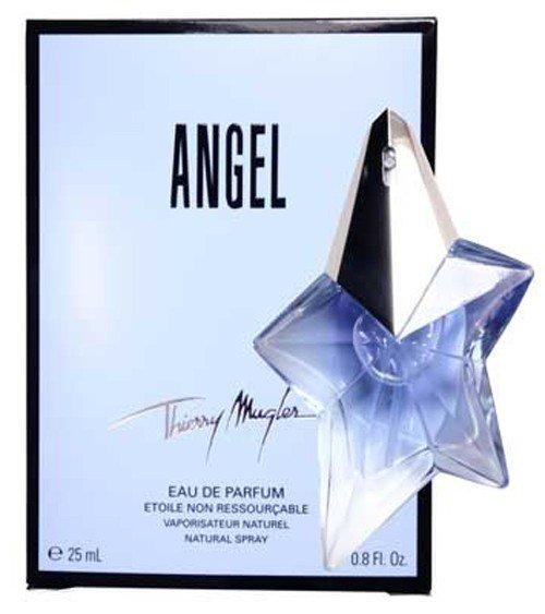Angel de Thierry Mugler está na lista de perfumes femininos mais comercializados