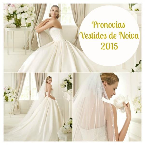 Pronovias lança coleção de vestidos de noiva