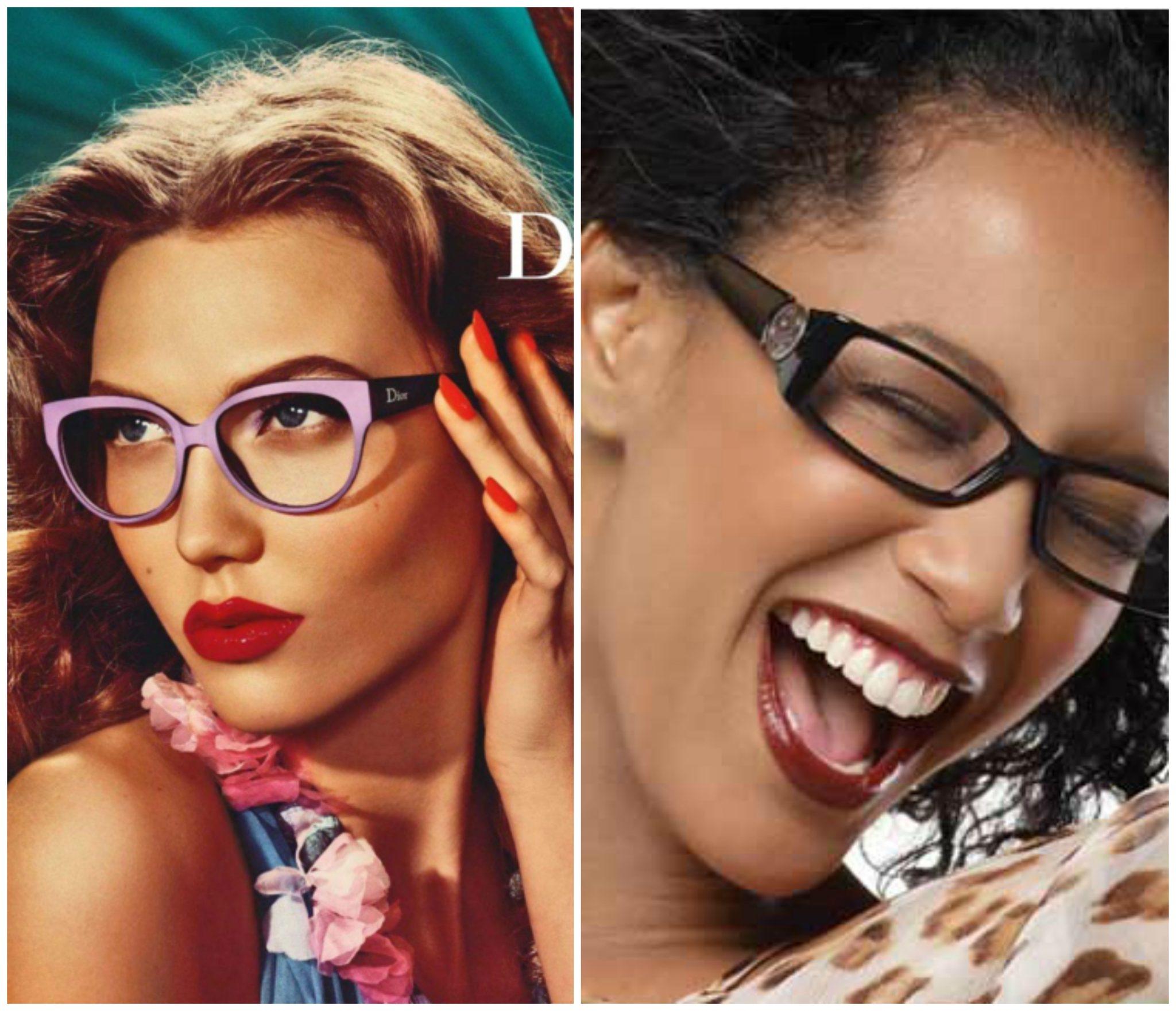 9cb8108c37c41 Armações dos óculos e batom, como combinar  - Site de Beleza e Moda