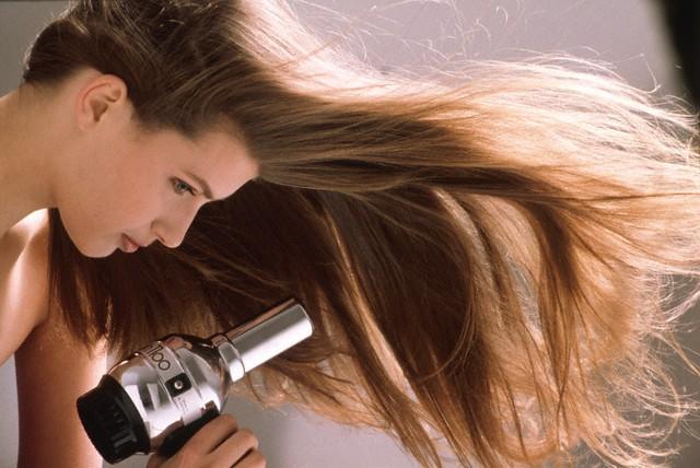 cabelo com mais volume
