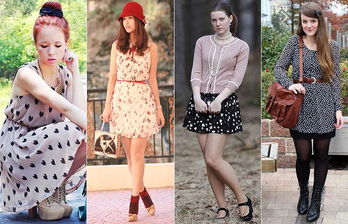 dicas para usar vestidos estampados