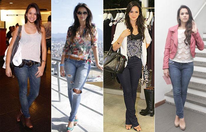 Looks de Bruna Marquezine