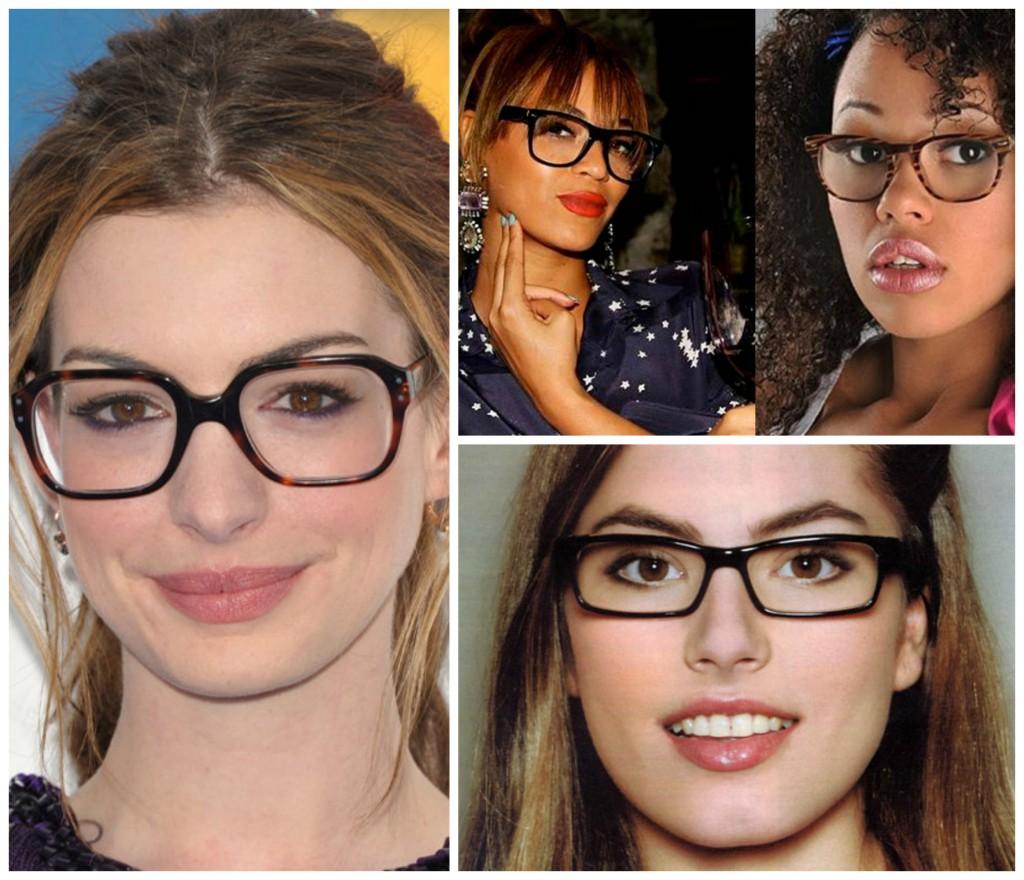 dicas para combinar a armação dos óculos e a cor do batom