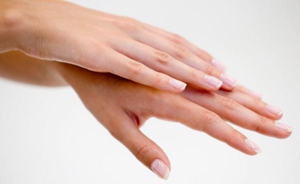 cuidar das mãos