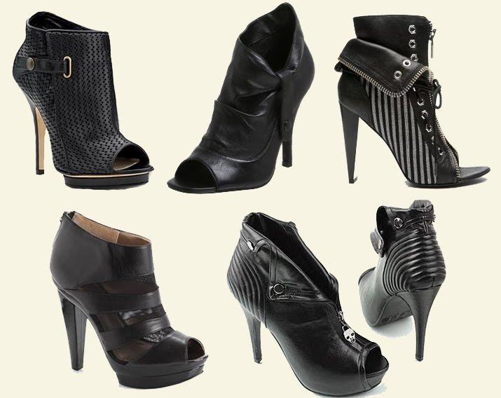 Open boot é a quinta colocada na lista dos calçados favoritos