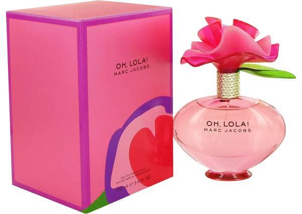 Oh, Lola!, de Marc Jacobs é uma das ideias de perfumes para noivas