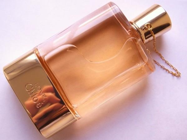 Love, de Chloè é uma das opções de perfumes para noivas