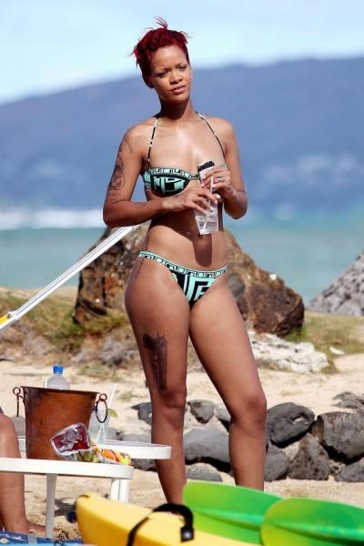 tatuagem da Rihanna