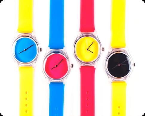 modelo de relógios para jovens