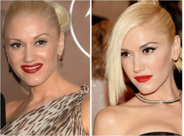 diferença entre sobrancelhas modeladas e não modeladas