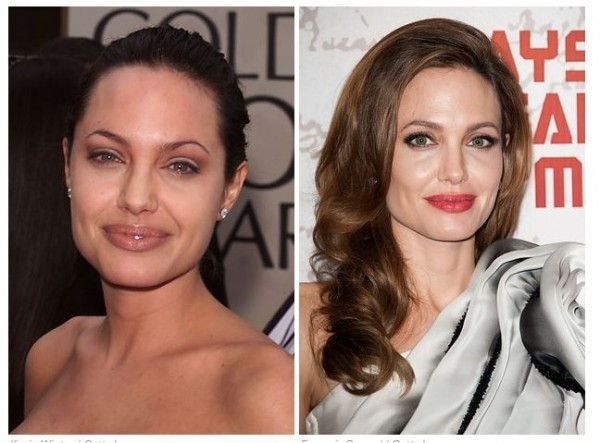 atriz que modela as sobrancelhas