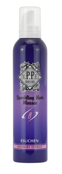 Sparkling Hair Mousse