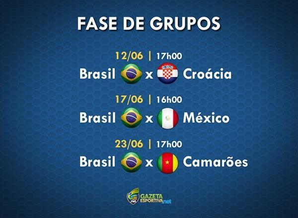 vai ser feriado na copa do mundo 2014 veja detalhes