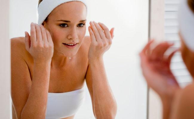 Limpeza de pele profunda caseira