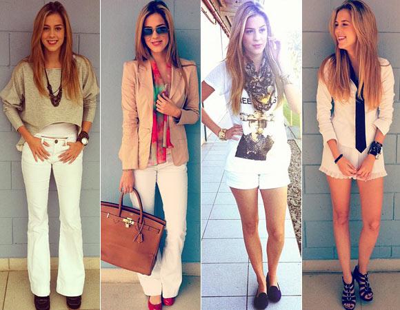 moda de Sophia Abrahão