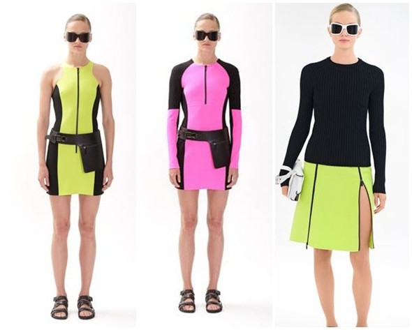 moda do Neoprene