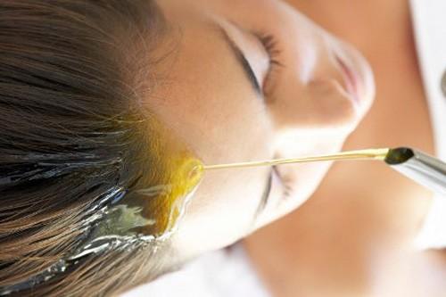Óleo de argan para o cabelo