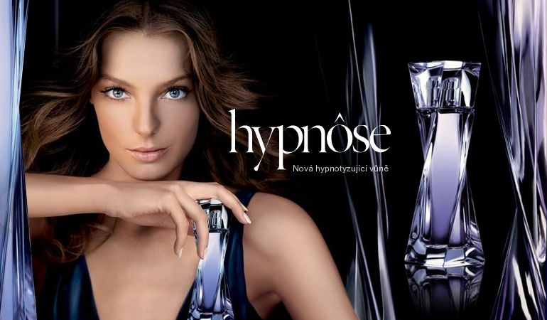 Hypnôse, Lancôme para mulheres sedutoras