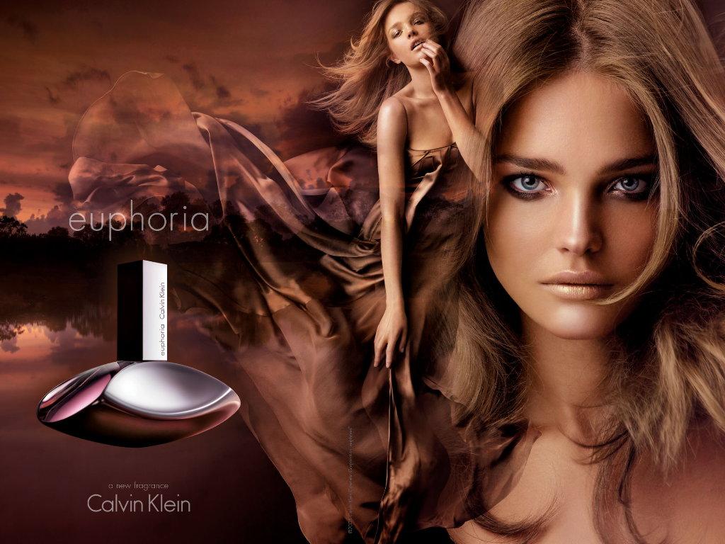 Perfume Euphoria, Calvin Klein para mulheres sedutoras