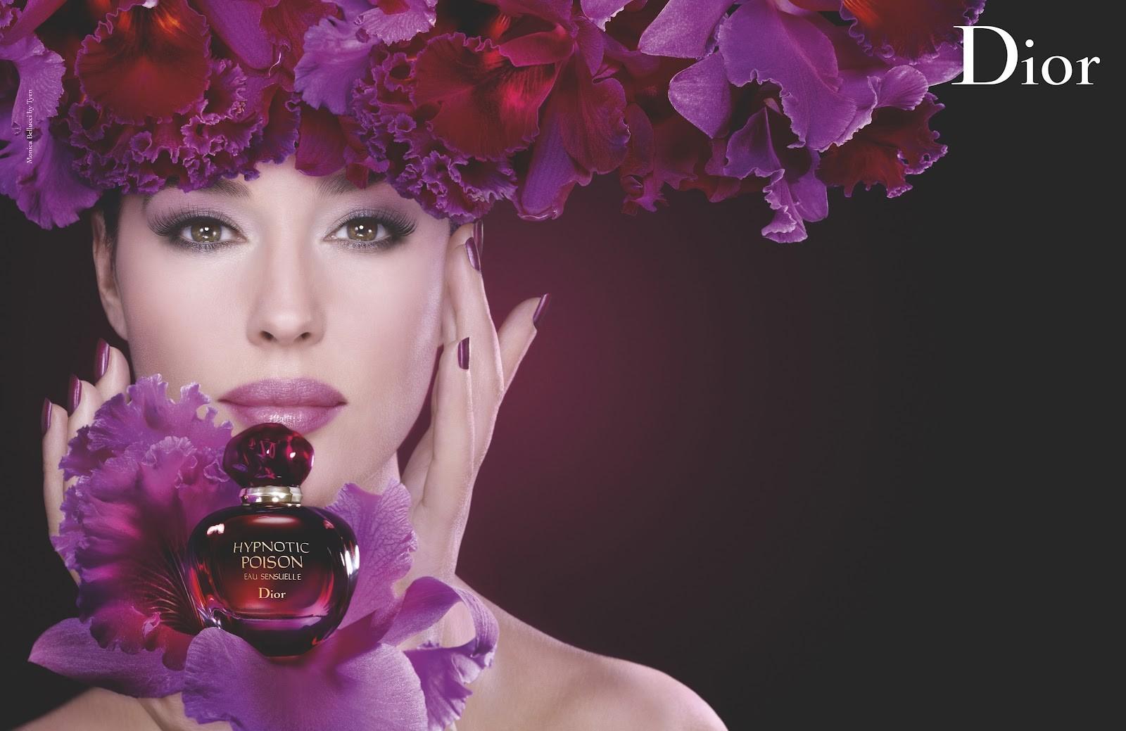 Hypnotic Poison, Dior para mulheres sedutoras