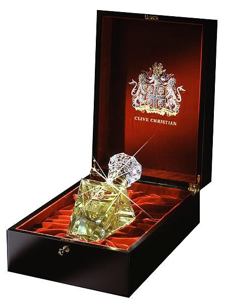 N° 1 Imperial Majesty de Clive Christian  segundo na lista de perfumes mais caros do mundo