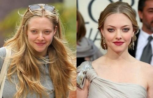 fotos de famosas sem maquiagem